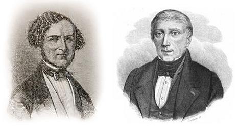 マセドニオ・メローニとレオポルド・ノビーリ