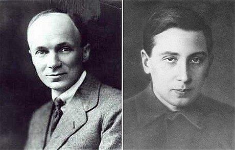 H.J.ラウンドとO.V.ロシェフ